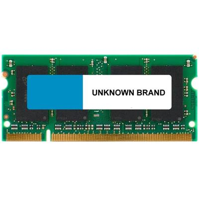 RAM 2GB DDR3 1600 Mhz 204-Pin UNKNOWN