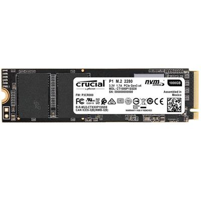 M.2 SSD 1TB CRUCIAL - 2280 - NVMe PCIe