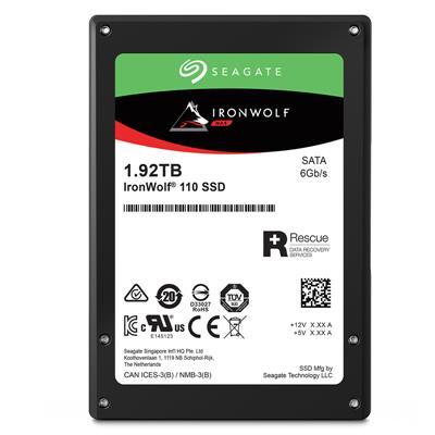 SSD 1.92TB SEAGATE IRONWOLF 110 SATA 2.5 In