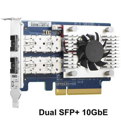Placa NIC 2x SFP+ 10GbE - PCIe - QNAP QXG-10G2SF-C