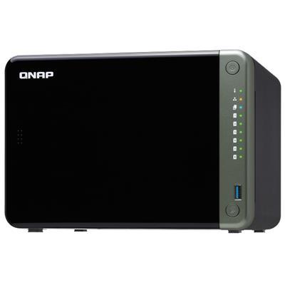 Nas 6 Bahias Qnap TS-653D 4GB DDR4