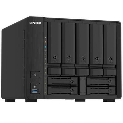 Nas 9 Bahias QNAP TS-932PX 4GB DDR4 SFP+