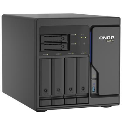Nas 6 Bahias QNAP TS-H686-D1602 - 8GB DDR4 - Xeon