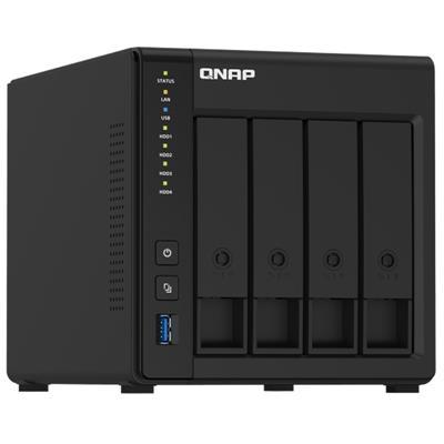 Nas 4 Bahias Qnap TS-451D2 - 2GB DDR4