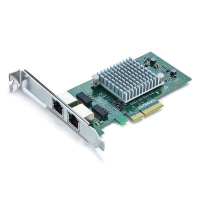 Placa NIC 2x RJ45 1G - Intel I350-AM2 - PCIe v2.1 X4 10GTEK