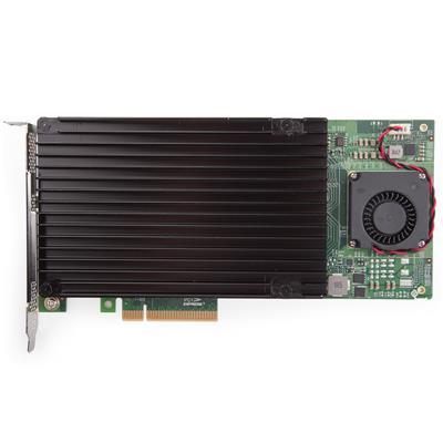 Placa PCIe 3.0 X8 para 4xSSD M2 NVMe - 10GTEK NV95
