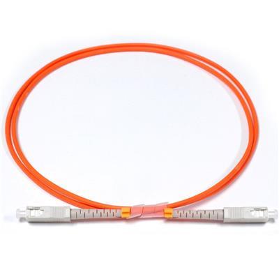 Cable 1 Metro Fibra OM2 SC-SC MMF Simplex