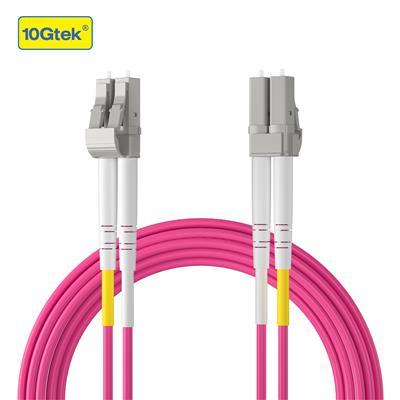 Cable 10 Metros Fibra OM4 LC-LC MMF 10Gb Duplex