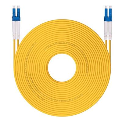 Cable 10 Metros Fibra OS2 LC-LC SMF Duplex