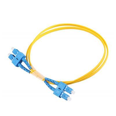 Cable 3 Metros Fibra OS2 SC-SC SMF Duplex