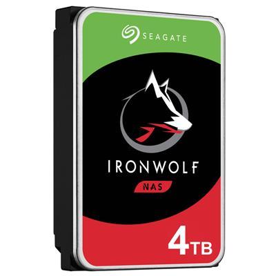 HDD 4TB SG IRONWOLF VN008 64MB 5900RPM