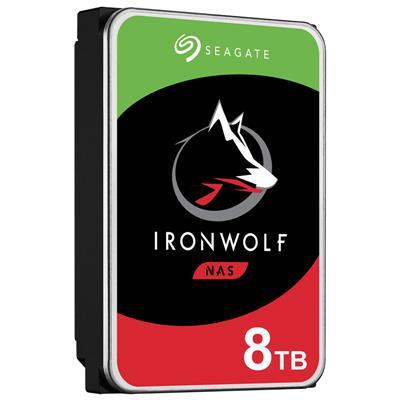 HDD 8TB SG IRONWOLF VN004 256MB 7200RPM