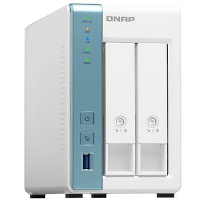 Nas 2 Bahias Qnap TS-231P3 - 8GB DDR3 (Bpack)