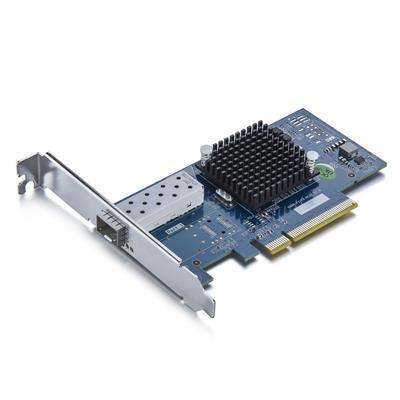 Placa NIC 1x SFP+ 10GbE - Intel 82599 - PCI-e v2 X8 -  10GTEK