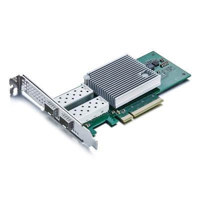 Placa NIC 2x SFP+ 10G - Intel X710-BM2 - PCIe v3 X8 -  10GTEK